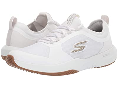 SKECHERS Performance Go Train Venom (White) Men