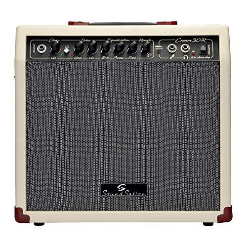 Amplificador Cream-30r-Combo Vintage para Guitarra eléctrica 30 W con reverberación