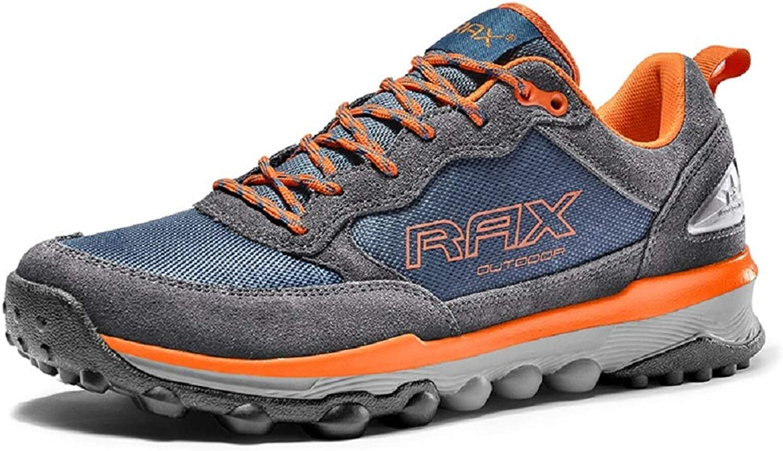 Mens Hiking Boots Walking Mesh Camping Travelling Trekking shoes