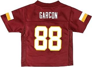 Outerstuff Pierre Garcon NFL Washington Redskins Mid Tier Burgundy Jersey Toddler (2T-4T)