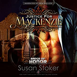 Justice for Mackenzie audiobook cover art