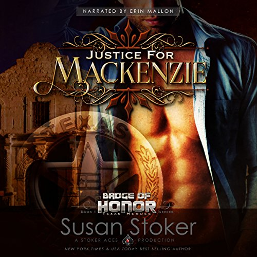 Justice for Mackenzie cover art