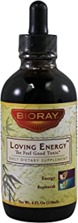 Bioray Loving Energy, Feel Good Tonic, 4 oz