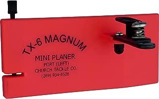 Church Tackle Co. TX-6 Magnum Mini Planer Board - Left
