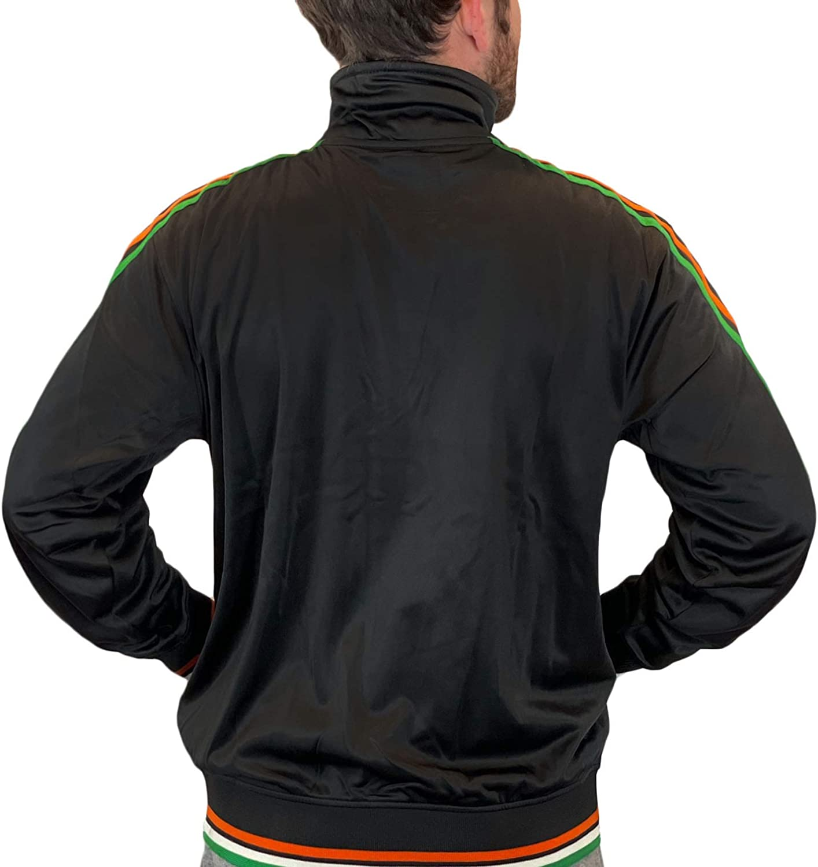 Mixtbrand Mens Ireland Track Jacket