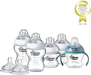 TOMMEE TIPPEE Newborn Starter Kit, Clear