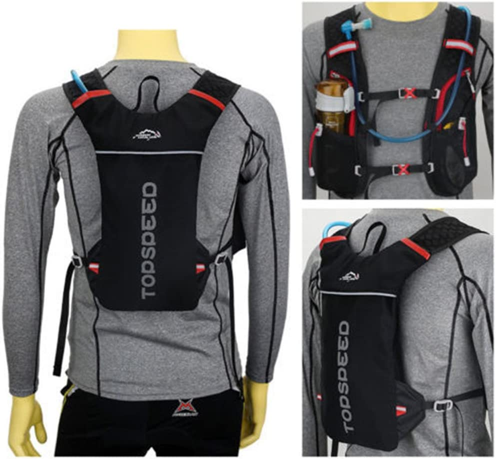 X-dtit Inexpensive Popular standard Marathon Vest Style Water Hydration Polyester Backpac Bag