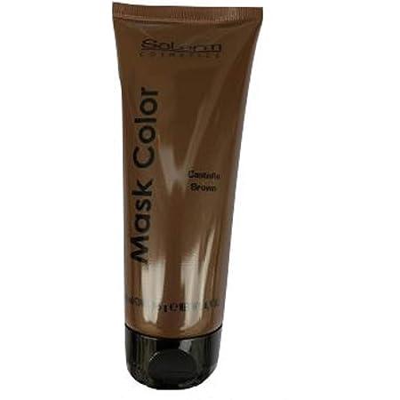 Salerm Cosmetics Mask Color Negro 200 ml: Amazon.es: Belleza