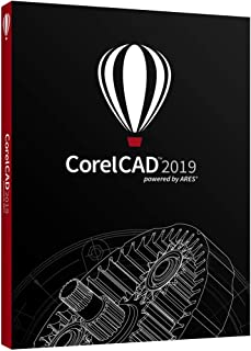 CorelCAD 2019 Design and Drafting Software for PC/Mac