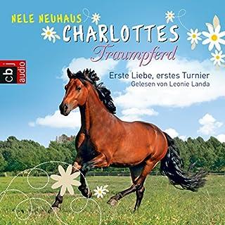 Erste Liebe, erstes Turnier (Charlottes Traumpferd 4) Titelbild