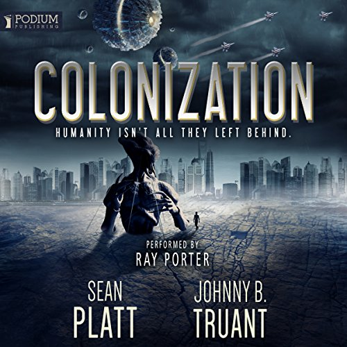 Colonization audiobook cover art