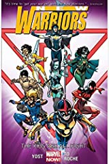 New Warriors Vol. 1: The Kids Are All Fight (New Warriors (2014)) Kindle Edition