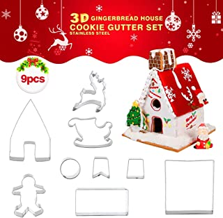 Best gingerbread house cookie cutter Reviews