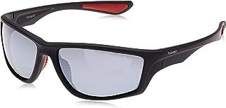 Polaroid Sunglasses For Men, Grey PLD 7015/S OIT 64EX 64 mm