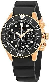 Prospex Sea Diver's 200m Chronograph Solar Sports Watch Rose Gold SSC618P1