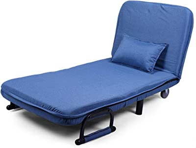 Amazon.com: Modern Folding Convertible Sofa Sleeper Flip ...