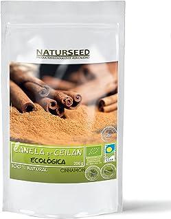 comprar comparacion Naturseed Canela de Ceylan en Polvo Ecologica 200 gr - 100% Pura, Bio, Organica,Molida - Aromática - Galletas, Bizcocho, A...