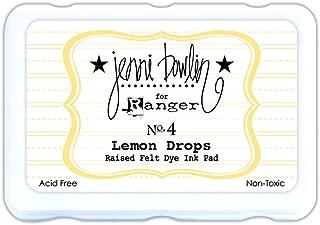 Ranger Ink Jenni Bowlin Dye Ink Pad: Lemon Drops
