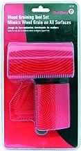 Red 3710 Graining Tool