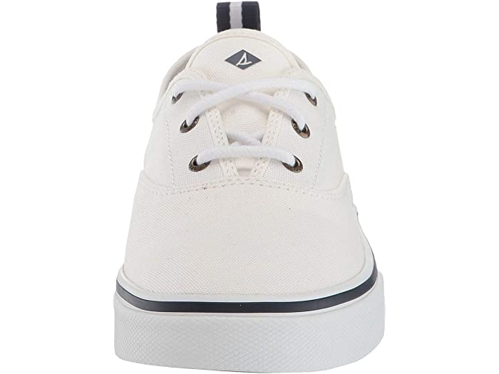 Sperry Crest Cvo Canvas White Sneakers & Athletic Shoes
