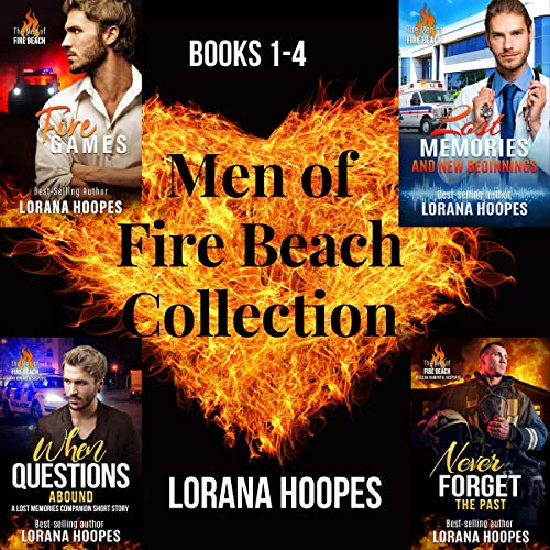 Men of Fire Beach Collection cover art