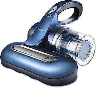 Aspirador de cama UV inalámbrico Mamibot Aspirador de ácaros del polvo, Limpiador de colchón i...
