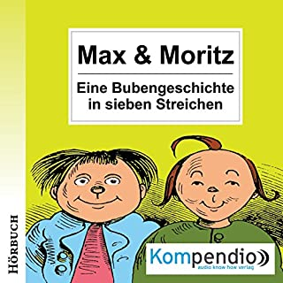 Max & Moritz Titelbild