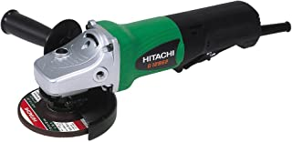 Hitachi G12SE2 4-1/2-Inch 9.5-Amp Angle Grinder, AC/DC (Discontinued by the Manufacturer)
