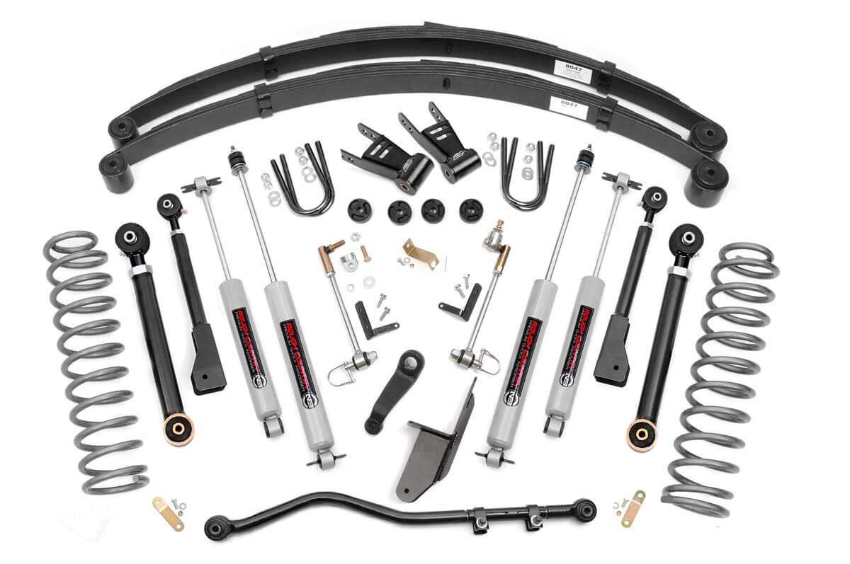 2005-2019 Bilstein Dual Steering Stabilizer Ford F250/F350 Super