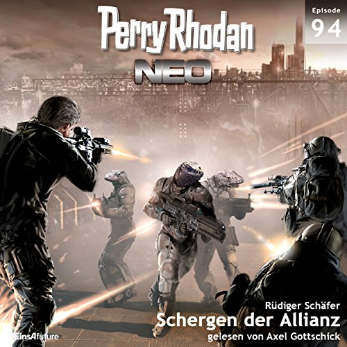 Schergen der Allianz audiobook cover art