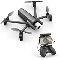 Parrot ANAFI Portable Quadcopter Drone with 21MP 4K HDR Camera and Skycontroller 3 - Factory Reconditioned
