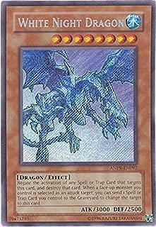 Yu-Gi-Oh! - White Night Dragon (ANPR-EN092) - Ancient Prophecy - Unlimited Edition - Secret Rare