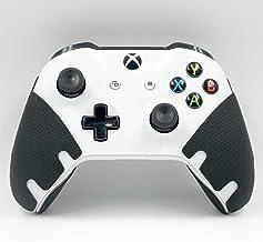 Mcbazel Anti-Skid Sticker Gamepad Handle Grips Skin Sticker Cover for Xbox One Slim X Elite Controller
