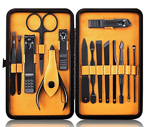 Tagliaunghie Set Professionale - Grooming Kit...