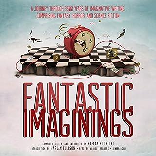 Fantastic Imaginings audiobook cover art