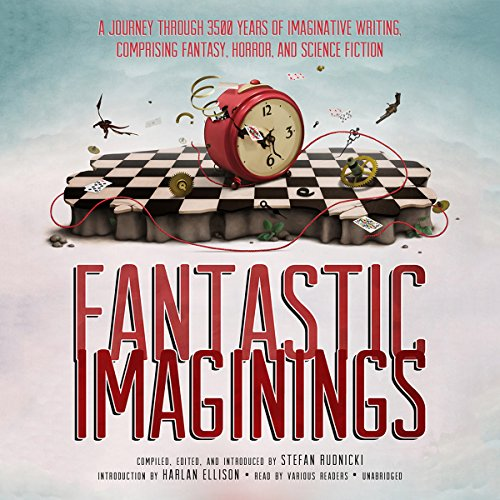 Fantastic Imaginings audiobook cover art