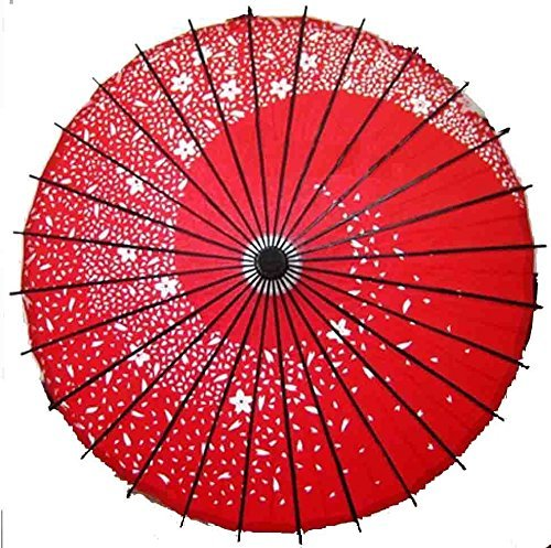 EFFICACY Dance Umbrella Umbrella Cherry Blossom Purple (Japan Import)