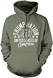 Manateez Trump Nation Hoodie
