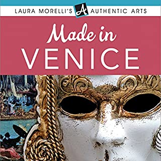 Made in Venice audiobook cover art