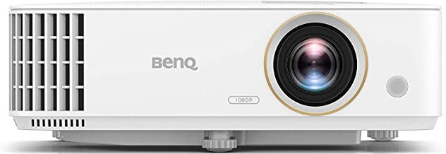 BenQ TH585 1080p Home Entertainment Projector | 3500 Lumens | High Contrast Ratio | Loud 10W Speaker | Low Input Lag for G...