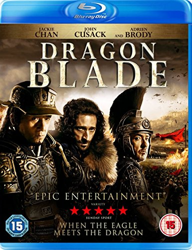 Dragon Blade 2015 Dual Audio In Hindi 300MB 480p BluRay