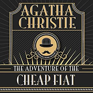 The Adventure of the Cheap Fiat audiobook cover art