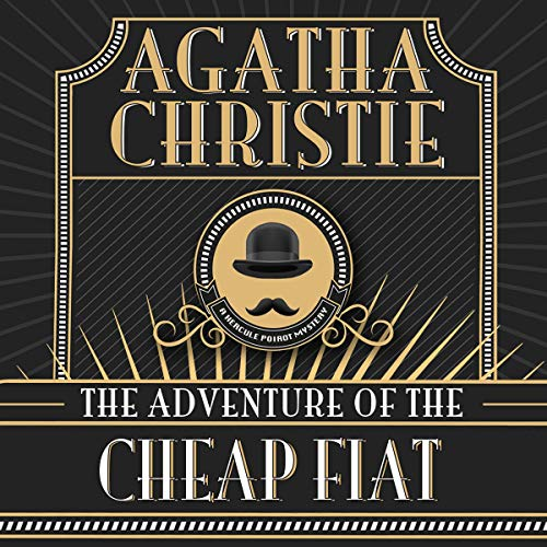 The Adventure of the Cheap Fiat cover art