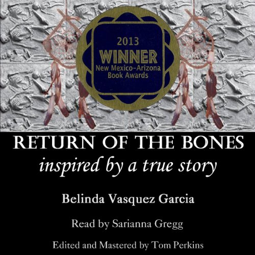 Return of the Bones audiobook cover art
