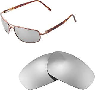 Walleva Replacement Lenses for Maui Jim Kahuna Sunglasses - Multiple Options Available