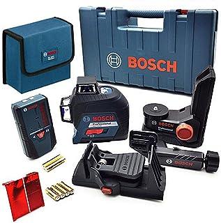 Bosch 3次元 360度 レベリング アラインメント レーザー ラインレーザーレシーバー 受光器 GLL 3-80 LR6 [並行輸入品]