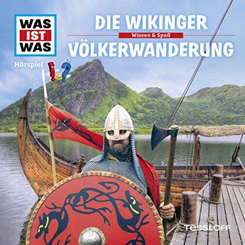 Die Wikinger / Völkerwanderung (Was ist Was 35) Titelbild