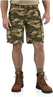 Carhartt Men's Rugged Cargo Camo Short