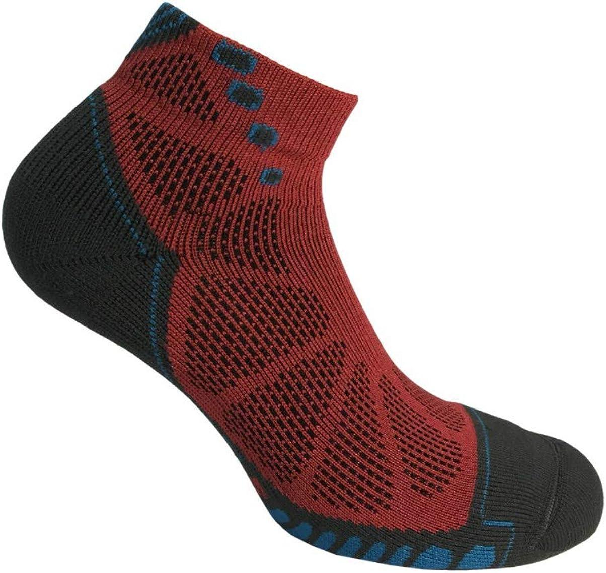 Eurosock Phantom The Re-Evolution in No-Show Tab Running Socks
