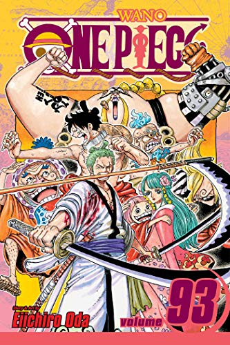 One Piece, Vol. 93
